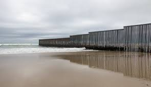 San Diego-Tijuana border barrier